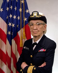 Meeting a Legend in Computer Science: Grace Murray Hopper